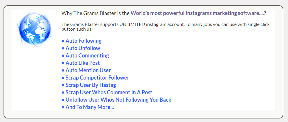 Free Trial Available] Grab Your Competitor Instagram